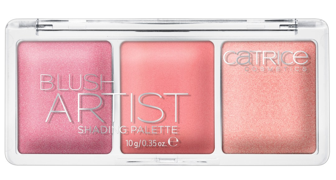 Catrice Blush Artist Shading Palette 020 CorAll I Need