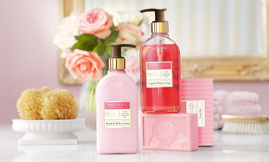 Oriflame Essense & Co Rose & Sandalwood Sfeer