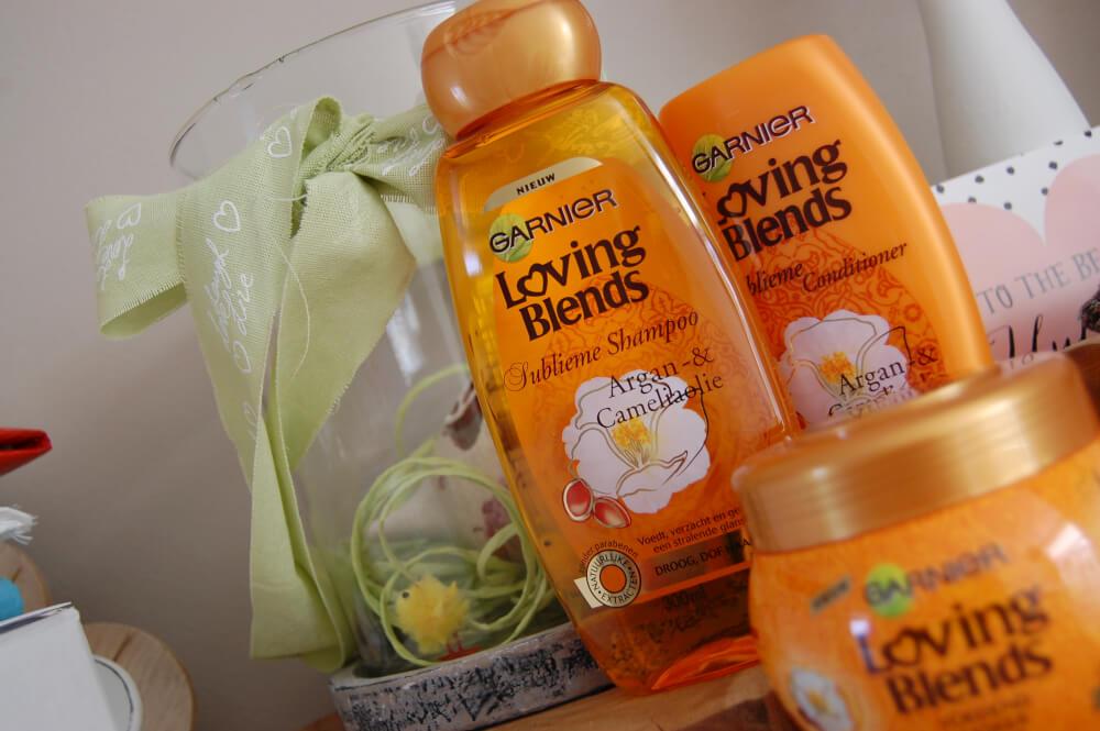 Garnier Loving Blends
