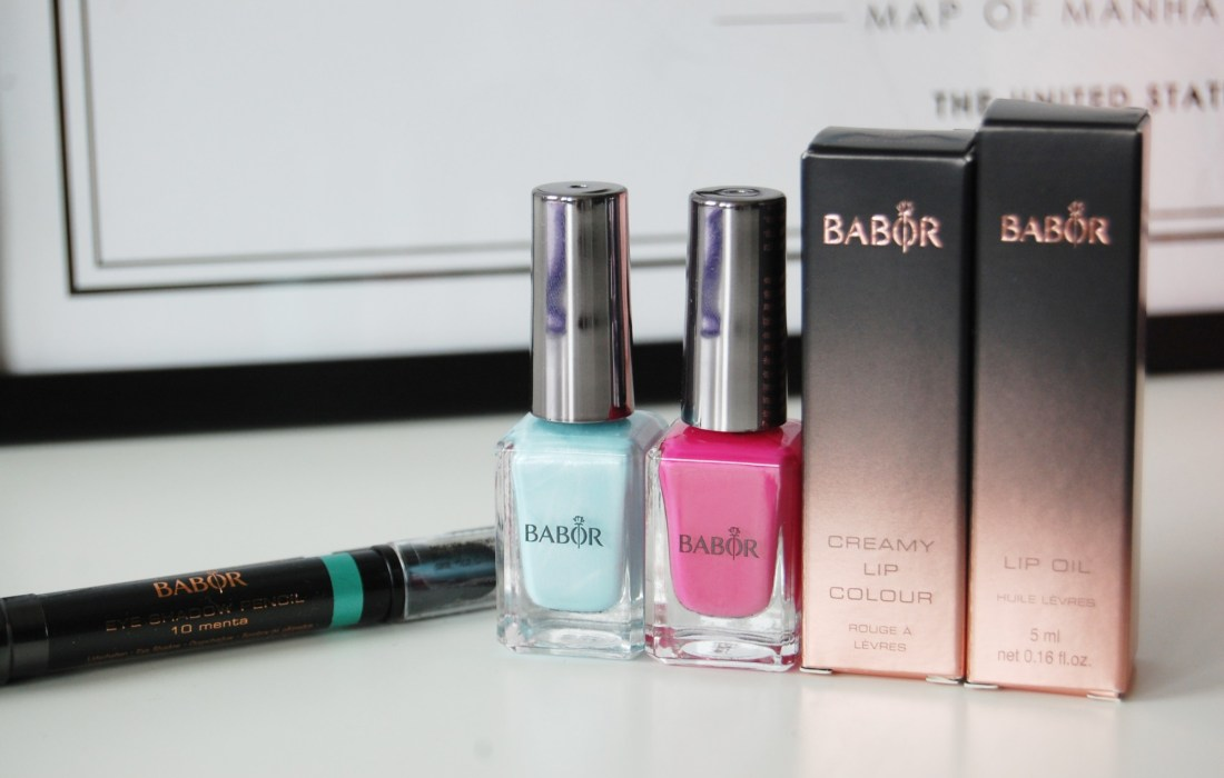 Babor Age-ID Spring Summer make-up