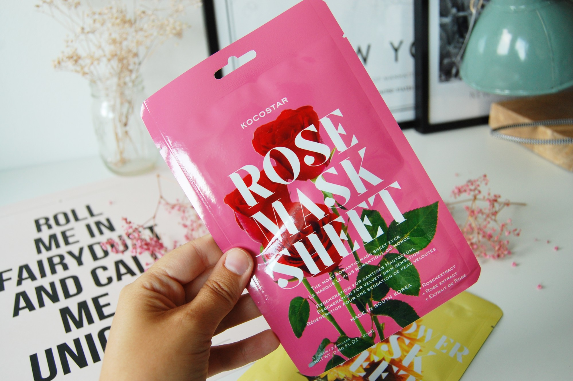 Kocostar Flower Slice Sheet Masks
