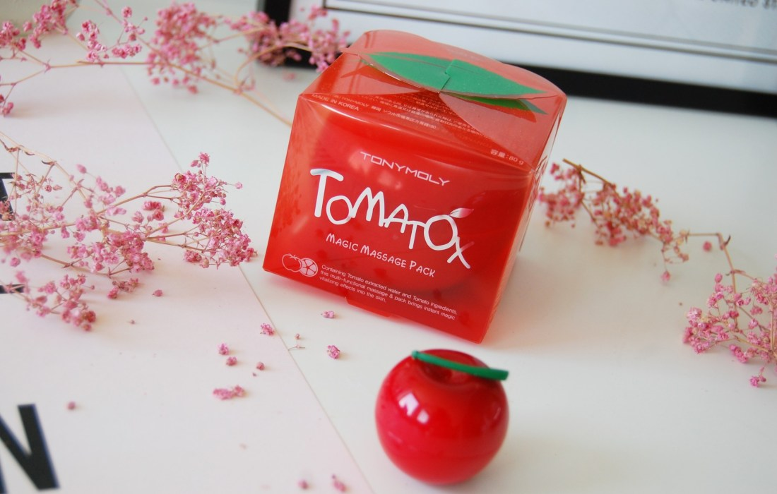 Tonymoly Magic Food