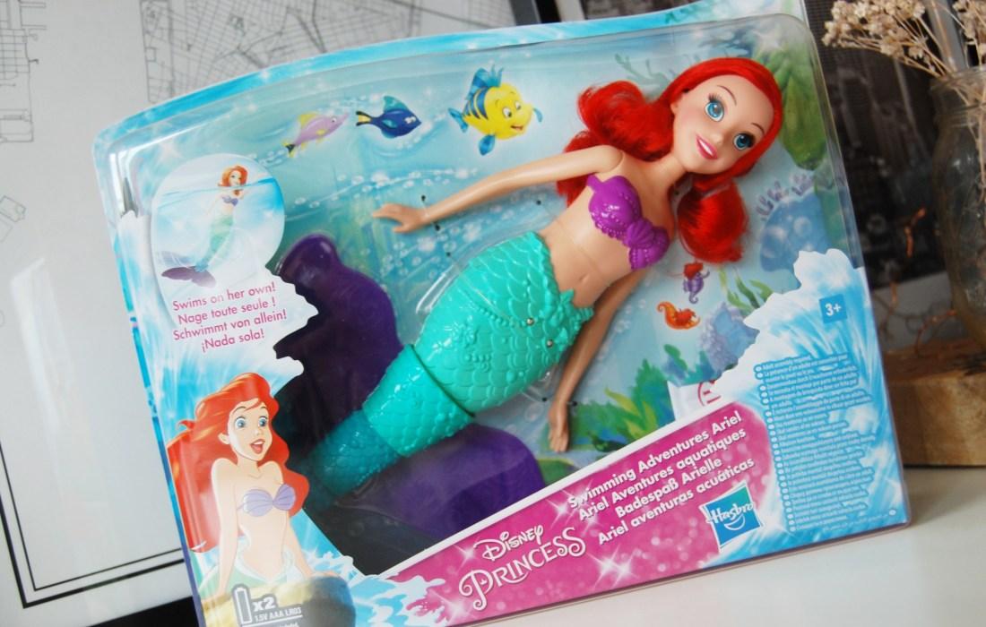 Zwemavonturen Ariel + winactie!