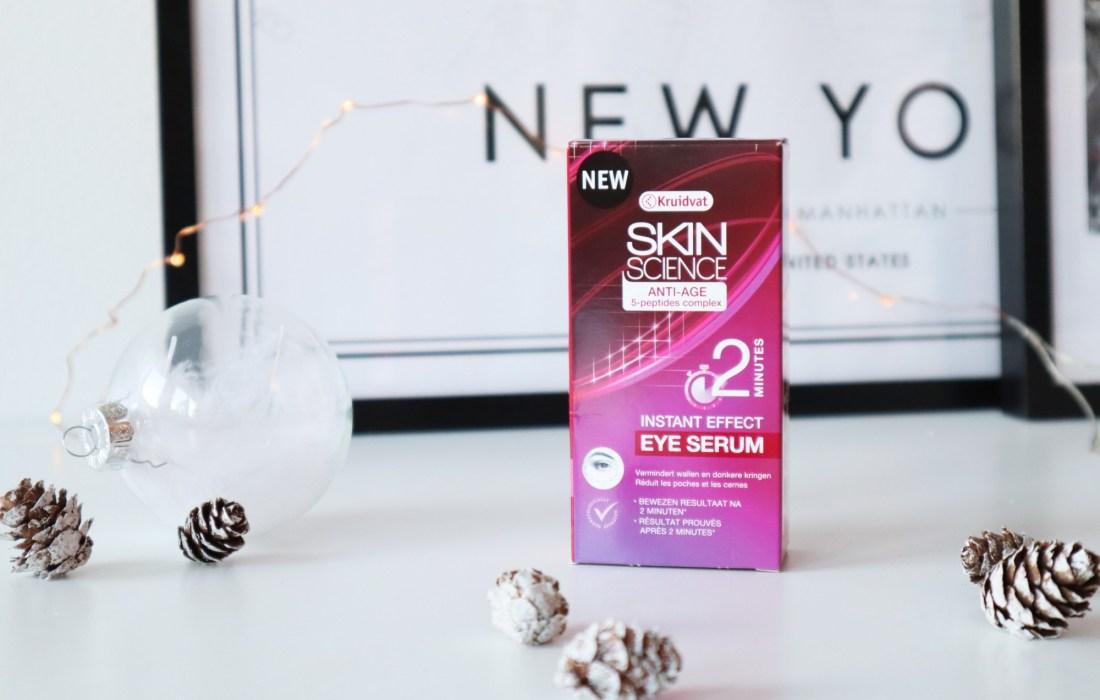 Kruidvat Skin Science Instant Effect Eye Serum ampullen