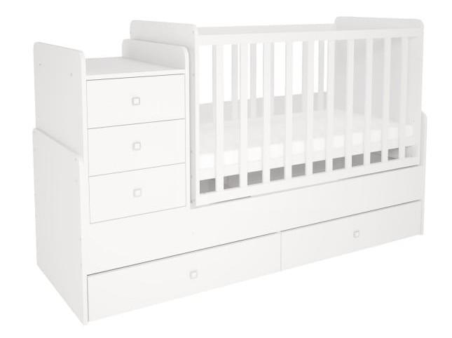 babykamer combinatiebed
