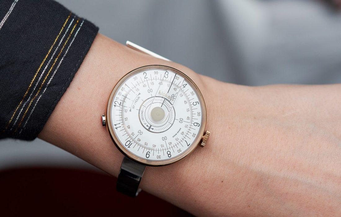 De bijzondere horloges van Klokers
