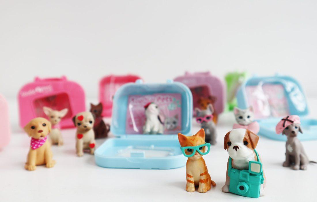 Nieuw: Studio Pets Toys