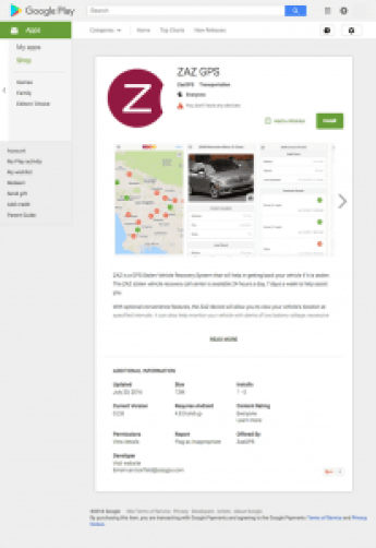 ZAZ App on Google Play