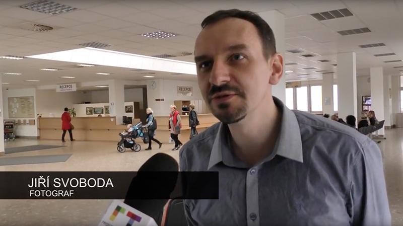 Vernisáž výstavy fotografi Českého středohoří v Litoměřicích - Jiří Svoboda