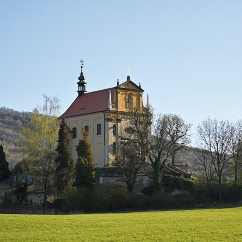 Kostel v Milešově Jiří Svoboda