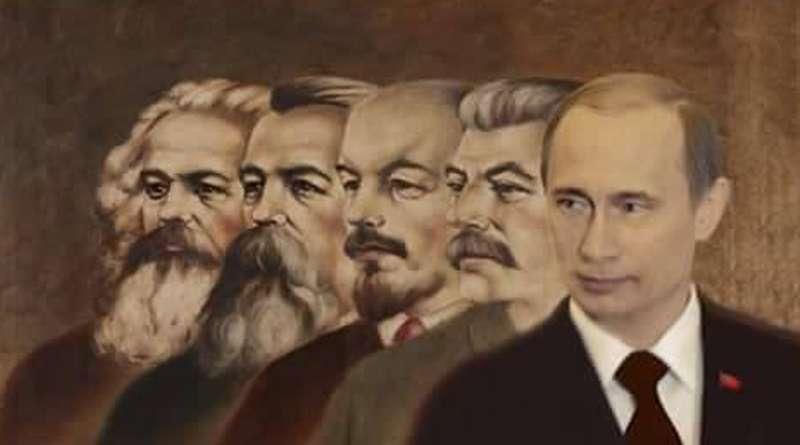 """Срђан Мркаја """"ПУТИНОВА КГБ ОКУПАЦИОНА ЗОНА РУСИЈА"""""""