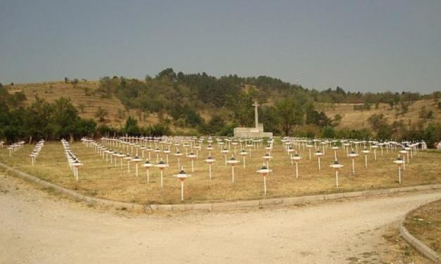 Стање српских војничких гробаља у Македонији