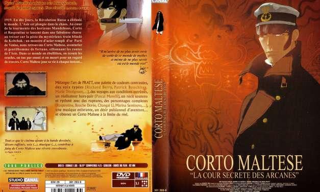 """Корто Малтезе """"У Сибиру"""" , Corto Maltese """"La Cour Secrete Des Arcanes"""""""