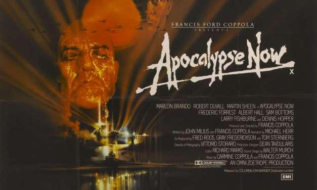 """Филм """"АПОКАЛИПСА ДАНАС"""", у режији Френсиса Форда Кополе – """"Apocalypse Now""""(1979), directed by Francis Ford Coppola"""