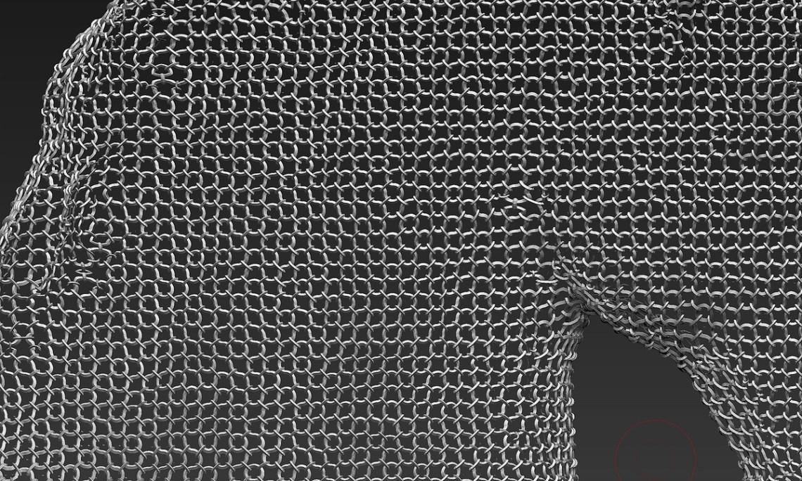 温柔的牢笼-4马-创作过程2