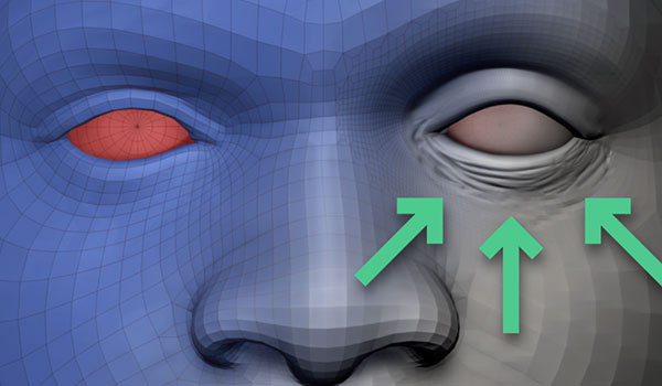Painting Geometry Resolution In ZBrush | ZBrush Guides