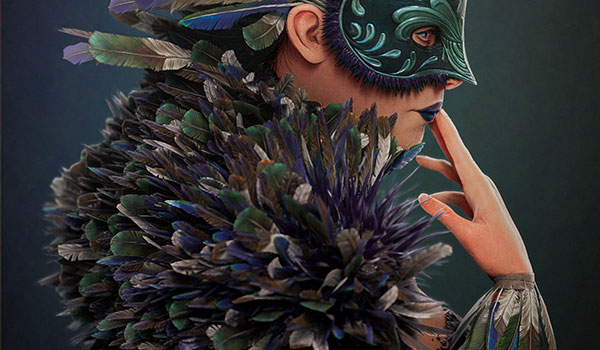 Feathers With NanoMesh | ZBrush Guides