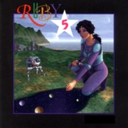 CD Cover for Ruby 5. ©ZBS.org