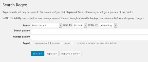WordPressで過去記事のリンクを一括置換するプラグイン