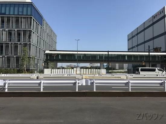 豊洲市場の建物