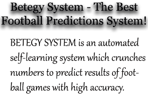 Special System - The Best Tomorrow Matches Prediction
