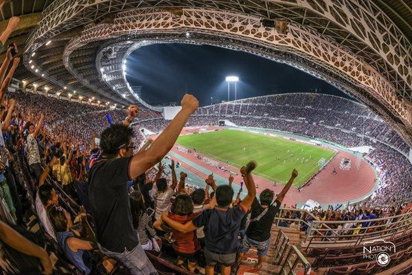 ถ่ายทอดสดฟุตบอล AFC ไทย VS ฟิลิปปินส์