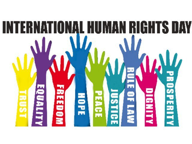 วันสิทธิมนุษยชนสากล