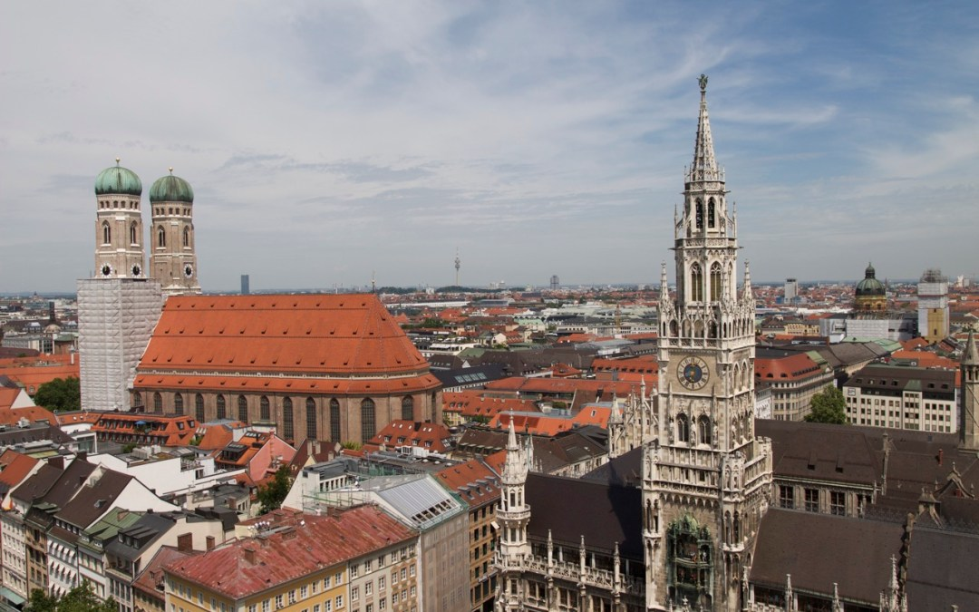 WELCOME TO MUNICH: JUNE 13-17