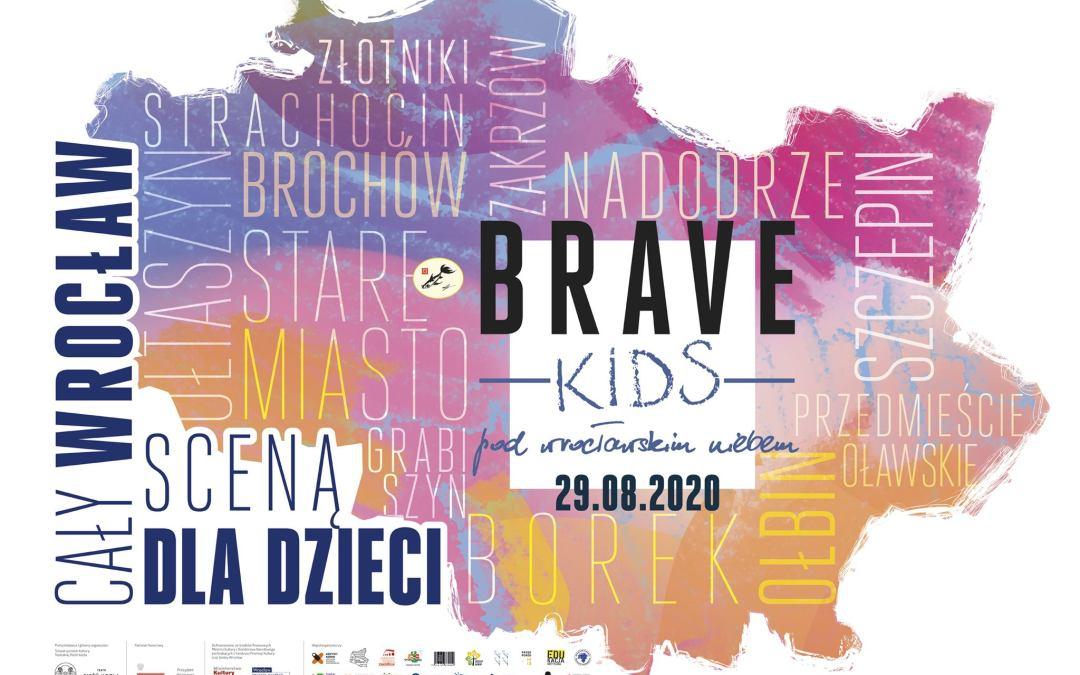 Brave Kids – Wolontariusze poszukiwani