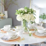 Simple Modern Easter Entertaining Ideas Zdesign At Home
