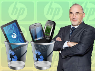 HP-Chef Léo Apotheker macht Schluss mit WebOS.