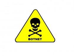 botnet warning label