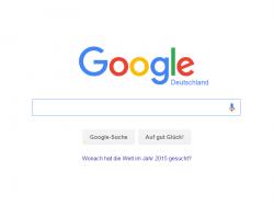 Google search (screenshot: ZDNet.de)