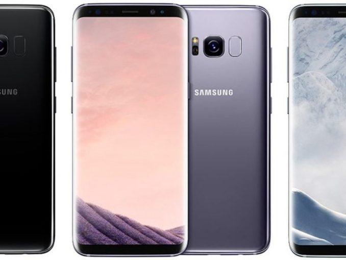 Galaxy S8 (image: Samsung)