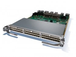 MDS 9700 48-Port 32-Gbps Fibre channel switching modules (image: Cisco)