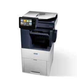 in the new generation which are the Xerox devices from the printer to the