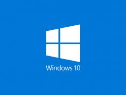 logo Windows 10 (image: Microsoft)