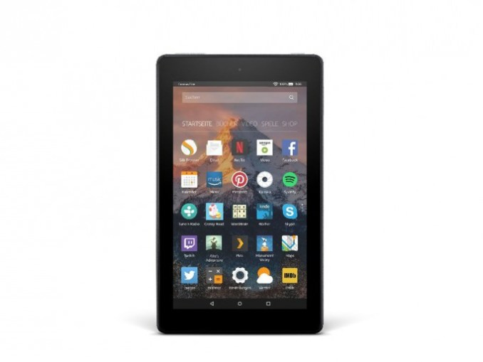 Amazon fire 7 (image: Amazon)