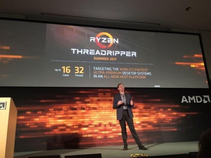AMD Threadripper: (image: AMD)