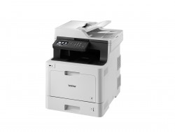 the color multifunction Brother MFC L8690CDW offers a BSI interface to the programming of customer-specific solutions. (Image: brother)