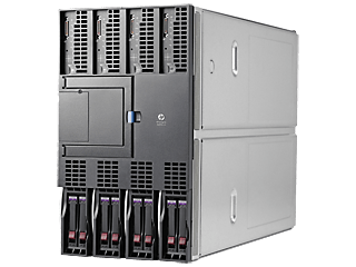 the HPE integrity BL890c i4 Server Blade. (Image: HPE)