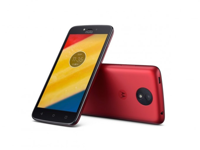 Motorola Moto C plus (image: Motorola)