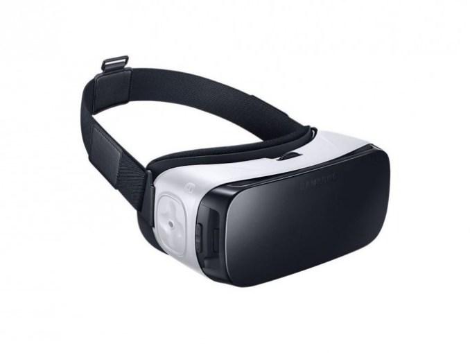 Samsung gear VR (image: Samsung).