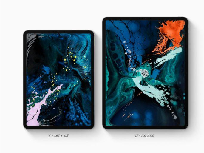 iPad Pro 2018 (Image: Apple)