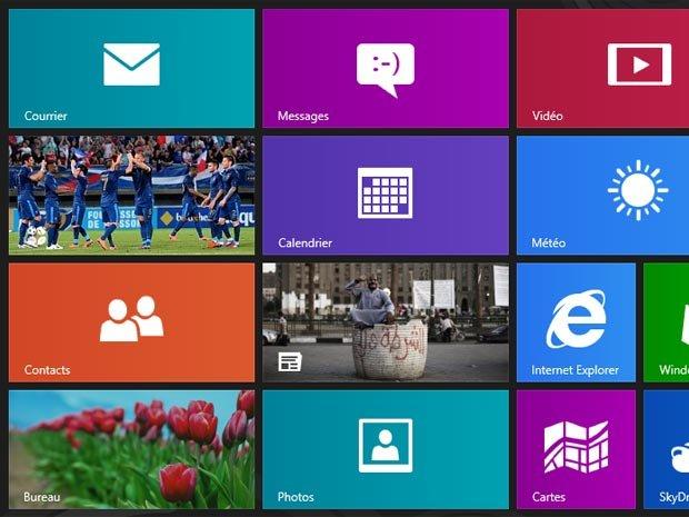Téléchargement et mise à jour de Windows 8 Release Preview