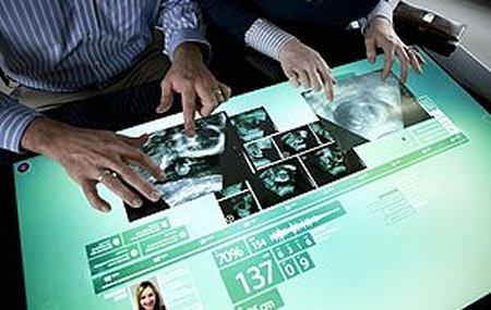 Interface Tactile Microsoft Prsentera Son Systme