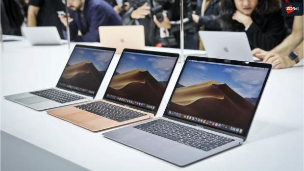 MacBook Air : l'ancien modèle plus rapide que le nouveau ?