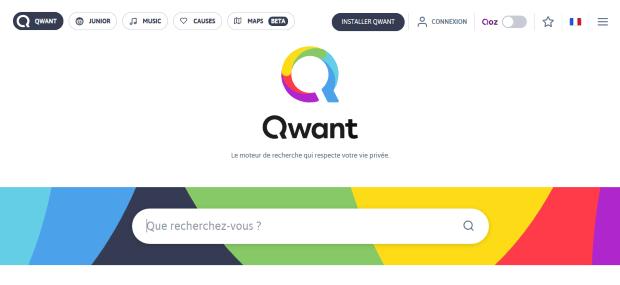 Qwant : une technologie qui paraît bien fragile