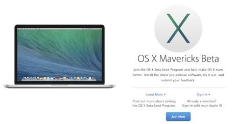 Bêta OS X ouverte à tous