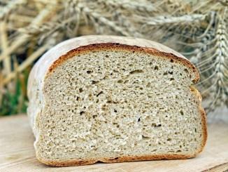 ovesný chléb z kvásku